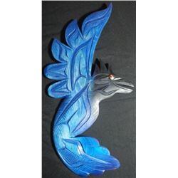 West Coast Native Blue Jay