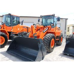 2010 DOOSAN DL200 WHEEL LOADER --VIN/SN:DHKCWLACPA0005365 ::MP BUCKET, CAB, A/C, 20.5R25 TIRES, 646