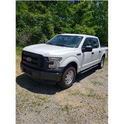 2016 FORD F150 PICKUP TRUCK --VIN/SN:1FTEW1EF9GKF56751 ::4X4, CREW CAB, V8 GAS, A/T, 68,444 MILES