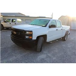 2015 CHEVROLET 1500 PICKUP TRUCK --VIN/SN:1GCRCPEC1FZ206815 ::EXT. CAB, V8 GAS, A/T, BED COVER, BED