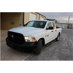 2015 RAM 1500 PICKUP TRUCK --VIN/SN:1C6RR6FT5FS761631 ::EXT. CAB, V8 GAS, A/T, 47,383 MILES