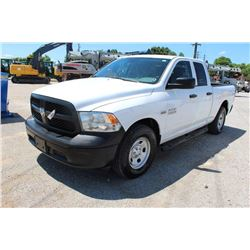 2015 RAM 1500 PICKUP TRUCK --VIN/SN:1C6RR6FT0FS742159 ::EXT. CAB, V8 GAS, A/T, 57,906 MILES