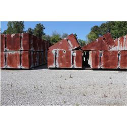 1975 RENDRAG BARGES (QUANTITY OF 7) (**BUYER RESPONSIBLE FOR ALL LOAD OUT & REMOVAL**)