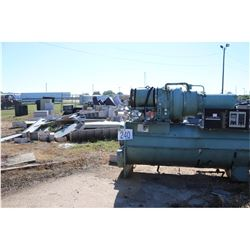 MISC SCRAP METAL INCLUDING HAND TRUCKS, FILE CABINETS, SHELVING, AND ICE MACHINES