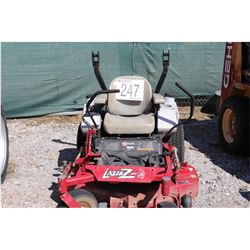 EXMARK LAZER Z HP LAWN MOWER ZERO TURN, 46'' DECK, GAS, 413 HOURS