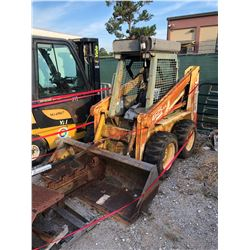GEHL 4625SX SKID STEER LOADER WHEELED, BUCKET, CANOPY