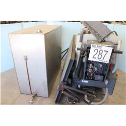 VACUUM CLEANERS, FLOOR BUFFER, FAN