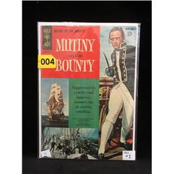 "1962 ""Mutiny on the Bounty #1"" Comic - Gold Key"