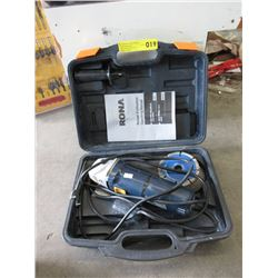 Rona 4-1/2  Electric Angle Grinder