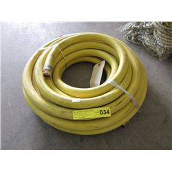 "48 Foot Goodyear 3/4"" Yellow 300 psi Hose"
