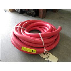"45 Foot Goodyear 3/4"" Red 300 psi Hose"