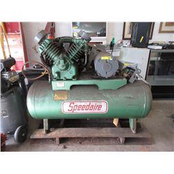 Large Industrial SpeedAire Air Compressor