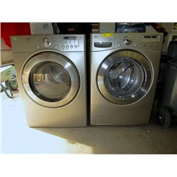 LG Washer & Dryer Set
