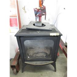 Gas Fired Free Standing Heater