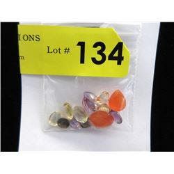 30.5 CTW Loose Assorted Gemstones