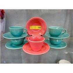 5 Pieces of 1950s Californian Pottery