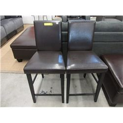 """Pair of New 24"""" Chairs"""