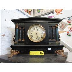 Vintage Sessions Mantle Clock