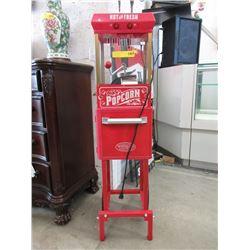 Floor Standing Home Popcorn Maker