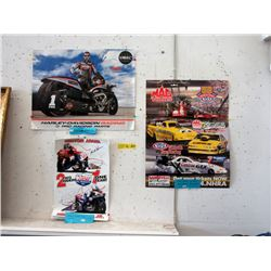 5 Autographed Posters