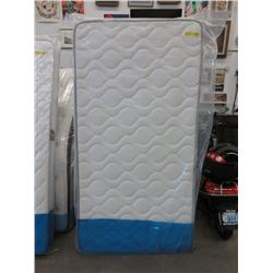 New Twin Size Pillow Top Spring Mattress