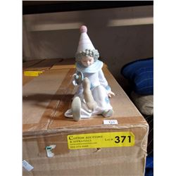 "Case of 12 New 6"" Porcelain Figurines"