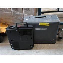 Kodak Carousel 750 Slide Projector with Case