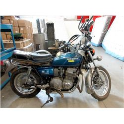 1977 Hondamatic 750 Motorcycle