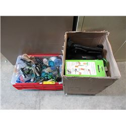 2 Box Lot of Assorted Goods