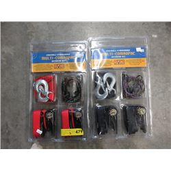 2 New Multi-Combopack Securing Kits