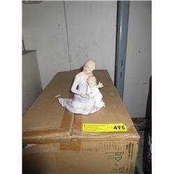 "Case of 12 New 6"" Porcelain Ornaments"