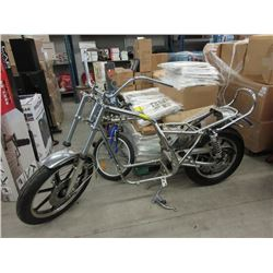 Kawasaki Chrome Custom Motorcycle Frame