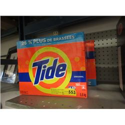 Two 5.8 KG Boxes of Tide Laundry Soap