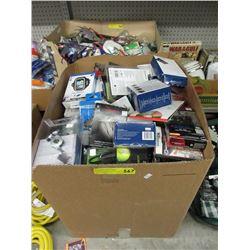 Large Box of Assorted Electronics