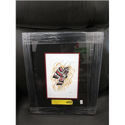 Richard Shorty Framed Print