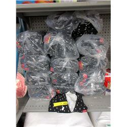 13 Bags of 6 Ladies New Cardigans