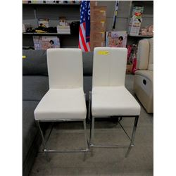 "Pair of New 26"" Tall Stools"