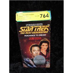 Autographed Copy of Star Trek - Pocket Books
