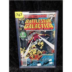 "1979 ""Battlestar Galactica #1"" Marvel Comic"