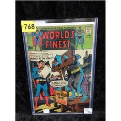 "1969 ""World's Finest #186"" DC Comic"