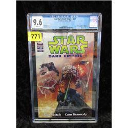 """Graded 1994 """"Star Wars: Dark Empire II #1"""""""