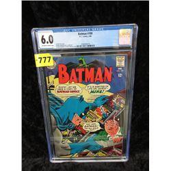 "Graded 1968 ""Batman #199"" 12¢ DC Comic"