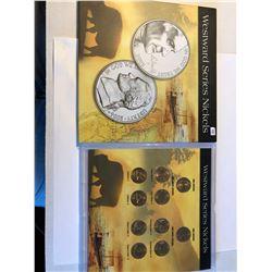 2005 Westward Journey Nickel Series Set New in Box Complete