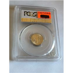 1951 S San Francisco Roosevelt Silver Dime Certified by PCGS MS66 Beautiful Coin