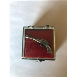 Vintage COLT FIREARMS Tie Tack in Original Box