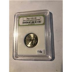 2002 P OHIO Quarter Certified Brilliant Uncirculated