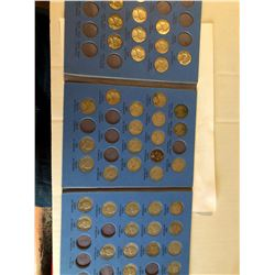 1938-1961 Jefferson Nickel Coin Collection has 5 Silver War 43 Total Nickels