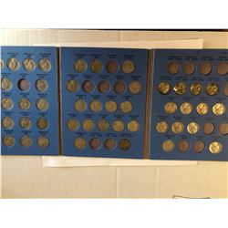 1938-1961 Jefferson Nickel Coin Collection has 5 Silver War 48 Total Nickels