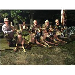 Wisconsin Whitetail Hunt