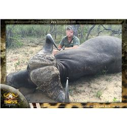 South Africa Dangerous Game and Plains Game Hunt